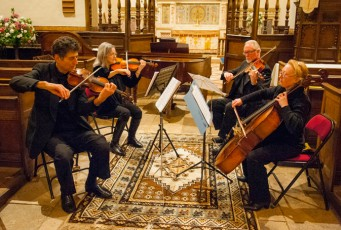 'Wiltshire Quartet' makes its 'Music in Farley' debut