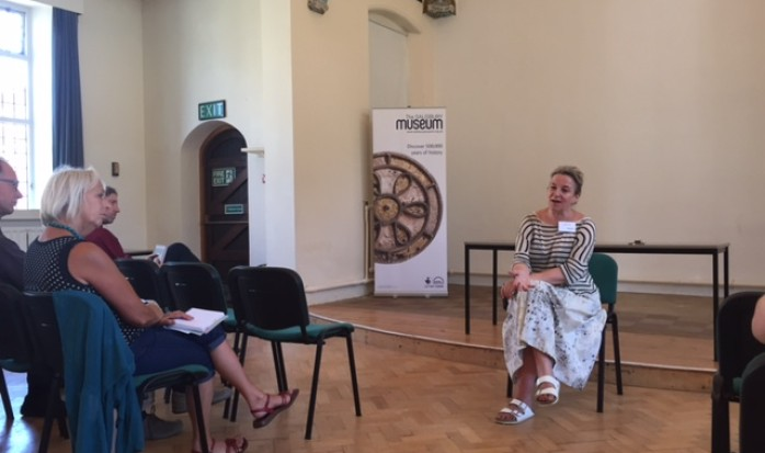 Local artists and The Salisbury Museum inspire Fringe writers' monologues