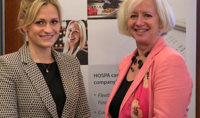 Recipients of HOSPA's '2015 Hospitality Career Investment Development Scholarships'