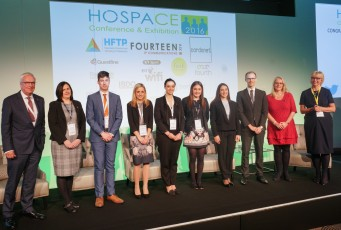 HOSPA's 2016 Hospitality Career Investment Scholars named and presented at HOSPACE2016