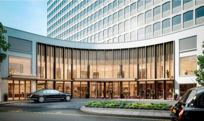 HOSPACE2017 set to be first major hospitality conference & exhibition to be held at the new look and renamed Royal Lancaster Hotel