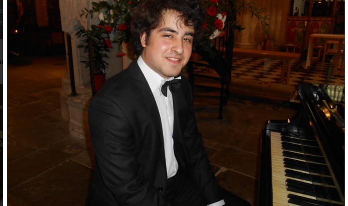 Multi prize-winning Russian pianist Amiran Zenaishvili and award-winning Lithuanian pianist Karolina Pancernaite to perform at the 16th Farley Music Festival 2017, 20 to 25 June