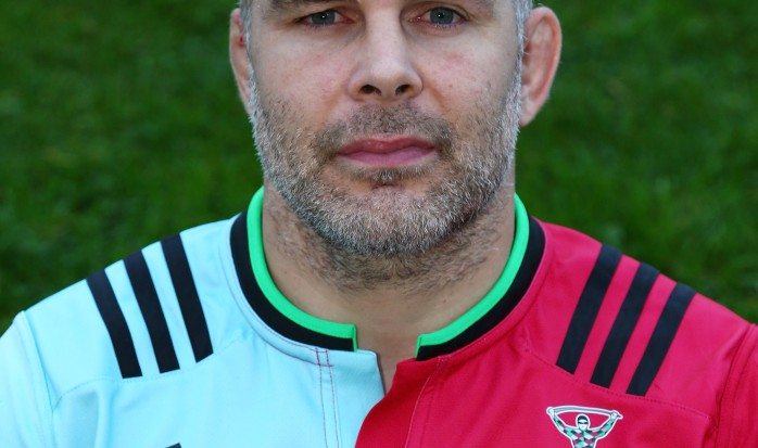 Ex-England and Harlequins rugby union captain Nick Easter to be guest speaker at HOSPACE2017 Gala Awards Dinner on 2 November