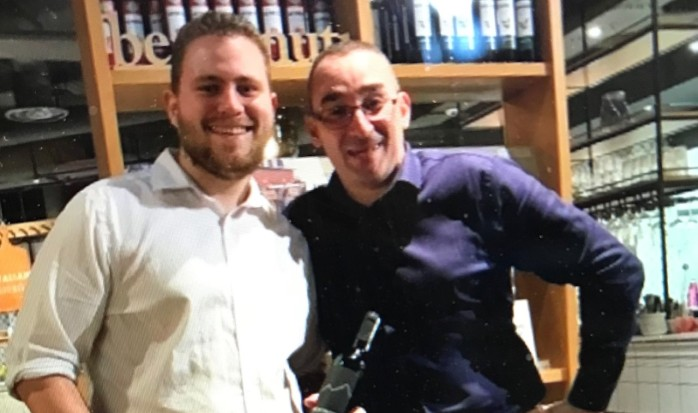 Distinctions across the PAL end-point assessment board for ASK Italian's Conor and promotion from waiter to assistant manager!